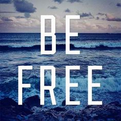 #be free