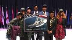 #Ship named after first black #Marine pilot