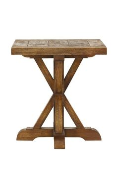 cane end table $249
