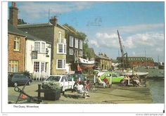 Essex, Wivenhoe ~ The Quay ~ unused animated colour on United Kingdom House Clearance, Moving House, Old Postcards, Family History, Places Ive Been, United Kingdom, England, Europe, Animation