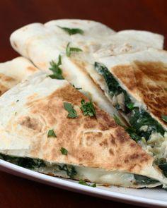Quesadillas 4 Ways by Tasty