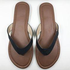 2da5aaebbc0 Summer Outside Flip Flops Fashion Flat Shoes (Multiple Sizes)