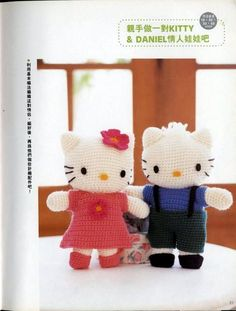 1000+ images about Amigurumi - Characters on Pinterest Amigurumi, Free amig...