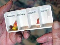 Moderne Antidepressiva bringen weniger Nebenwirkungen mit sich.