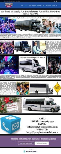 378 Best PARTY BUS RENTAL DC images in 2019 | Party bus