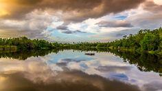 Amazing nature reflection [1920x1080] via Classy Bro