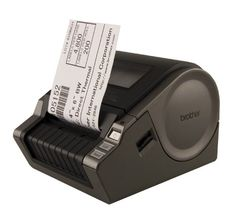 20% cut off Brother QL-1050 Wide Format PC Label Printer