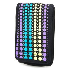 Universal Colorful Dot 4.5 Mobile Phone Neoprene Protective Pouch""
