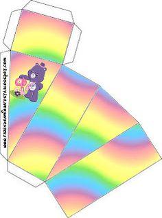 Ursinhos Carinhosos Cores Claras - Kit Completo com molduras para convites, rótulos para guloseimas, lembrancinhas e imagens!