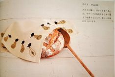 Small Goods and 2 Colors Embroideries by Yumiko by MotokoThreads