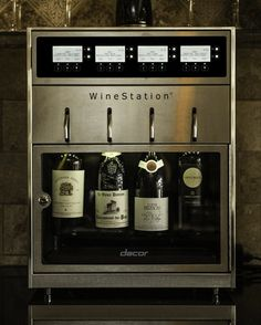 A must have!!! - Dacor Discovery WinesStation ($5,299)