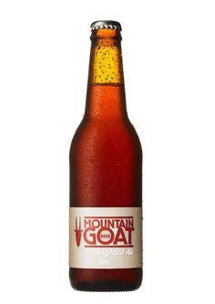 Mountain Goat Brewery. #beer #packaging #beverage