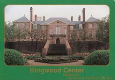 A beautiful place to visit especially when the daylilies are in bloom: Kingwood Center in Mansfield Kingwood Center, Midwest Vacations, Mansfield Ohio, The Buckeye State, Famous Gardens, Ohio River, Parks And Recreation, Beautiful Places To Visit, Vintage Travel