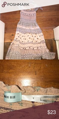 URBAN OUTFITTERS OFF THE SHOULDER DRESS off the shoulder dress worn once from urban outfitters size women's small! Urban Outfitters Dresses Maxi