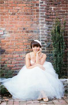 Ivory and Blush Bridal Shoot // see more on lemagnifiqueblog.com