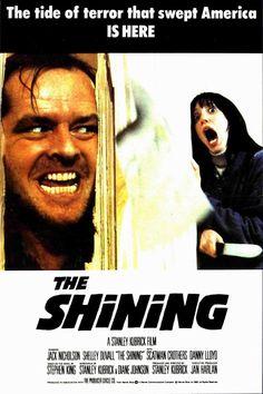 the shining, stanley kubrick, 1980