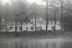 The old hotel at Lily Dale