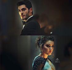 Turkish Women Beautiful, Turkish Beauty, Cute Celebrities, Celebs, Murat And Hayat Pics, Prity Girl, Most Handsome Actors, Beautiful Girl Makeup, Cute Love Couple