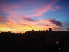 Marvelous sunset.  #instabali #explorebali #dapperstravel