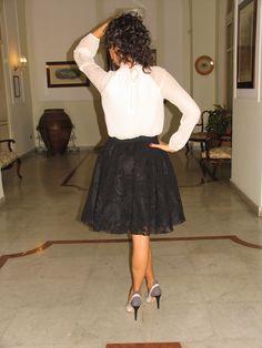 Bon ton style... #ootd #casaeputia #fashion #blogger
