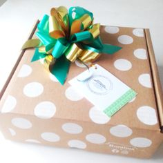 Nuestros Box Gift Wrapping, Gifts, Gourmet, Breakfast, Gift Wrapping Paper, Presents, Gifs, Gift Packaging, Present Wrapping