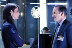 Clark Gregg, Cobie Smulders   Premieres: Tuesday, Sept. 24, at 8 p.m. on ABC Stars: Clark Gregg, Ming-Na Wen, Chloe Bennett, Brett Dalton What to expect: A warm and witty… 8)