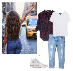 Charlie by sara-benesova on Polyvore featuring MANGO, Converse and Minor Obsessions