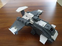 Thunderhawk version without extended center