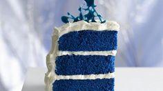 Royal Blue Velvet Cake Recipe