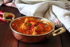 Indické kuřecí kari – Vařeniště Indian Food Recipes, Ethnic Recipes, Garam Masala, Thai Red Curry, Good Food, Food And Drink, Snacks, Indie, Vietnam