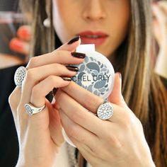 Ti aspettiamo domani #12marzo #Rachelorly #presentazione #villayork #openday #gadgetpervoi #sconti #jewels #argento #silver #anelli #ring #trendy #madeinitaly