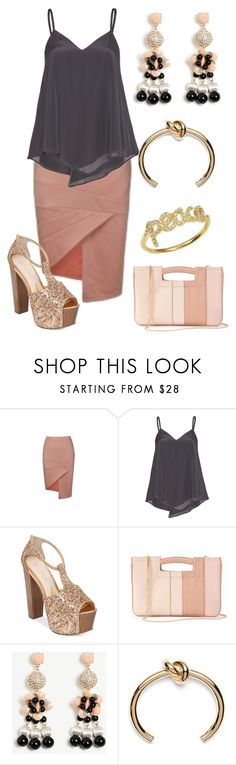 """""""Sans titre #5337"""" by kina-ashley ❤ liked on Polyvore featuring Ally Fashion, Alice + Olivia, Jessica Simpson, LC Lauren Conrad, Ann Taylor, Jaclyn Mayer and Sydney Evan"""