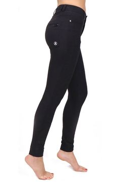 ACAI - Women's Skinny Outdoor Commuting Trousers - Water resistant Hiking Walking Trousers: Amazon.co.uk: Sports & Outdoors