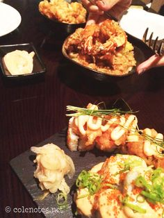 Japanese Date Night by Cole Notes|  Mizu Japanese Restaurant located at Clarens 1 Downtown Dubai near the Burj Khalifa.