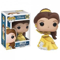 Buy Disney Beauty and the Beast Belle Funko Pop! Vinyl from Pop In A Box UK, the home of Funko Pop Vinyl subscriptions and more. Worldwide delivery available! Disney Belle, Disney Pop, Figurine Pop Disney, Pop Figurine, Figurines Funko Pop, Funko Figures, Disney Figurines, Funk Pop, Pop Vinyl Figures