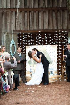 La saison des amours | Déco Mariage | Queen For A Day - Blog mariage