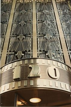 art deco architecture -- The epitome of art deco!