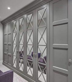 54 Ideas bedroom wardrobe design decor storage for 2019 Closet Designs, Trendy Bedroom, Closet Mirror, Closet Decor, Bedroom Closet Design, Wardrobe Doors, Bedroom Cupboards, Build A Closet, Bedroom Closet Doors