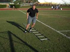 Click Here For The Skinny Body Care Video Blog - http://weightloss.curesfromearth.com Quick Feet Drills - http://weightloss.curesfromearth.com/quick-feet-drills/