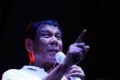 Rodrigo Duterte by Caesar Gaviria: TIME 100
