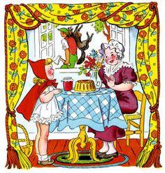 little red riding hood page 10 httpwwwdltk - Dltk Teach