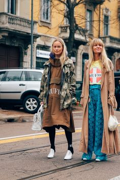 Milan Street Style: See the Photos   Teen Vogue