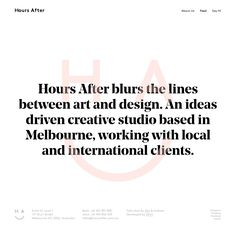 Fonts Used: Noe Display and Brown · Typewolf Typography Inspiration