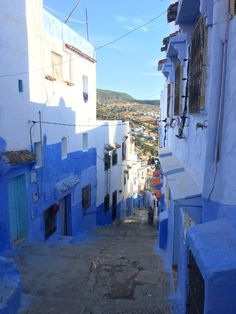 48 Hours in Chefchaouen – The Perfect Itinerary Moroccan Lighting, Beautiful Streets, Main Attraction, Breath In Breath Out, City Photography, Day Trip, Morocco, Traveling By Yourself, Travel Destinations