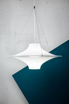 Yki Nummi lamps: Modern Art and Lokki Skyflyer