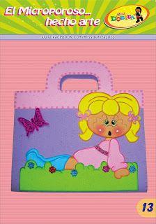 Miss Dorita: Portafolio Niña N° 02