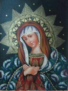 vendo hermosa pintura cusqueña - virgen madona  http://articulo.mercadolibre.com.pe/MPE-413223671-vendo-hermosa-pintura-cusquena-virgen-madona-_JM#redirectedFromParent