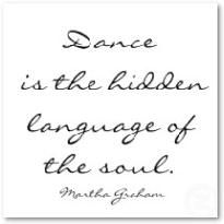 favorite dance quotes and sayings