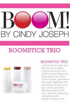 Boomstick Trio by Cindy Joseph