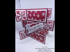 Images O, Wishes Images, Pinwheels, Cardmaking, Snowflakes, Stampin Up, The Creator, Symbols, Letters